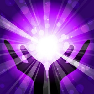 healing hands of light Reiki
