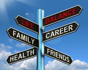 Life Balance Career Health Spiritual